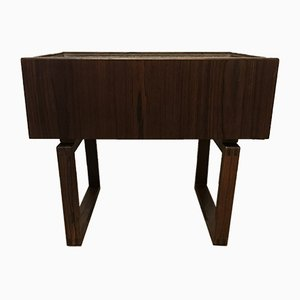 Vintage Rosewood Planter by Kai Kristiansen for Salin Mobler, 1960s