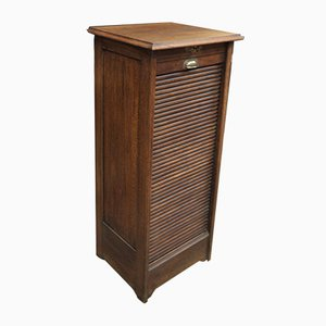 Antique French Oak Cabinet from Ramboux
