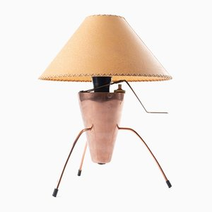 Lámpara de mesa Type 511 de Helena Frantová para Napako, años 50