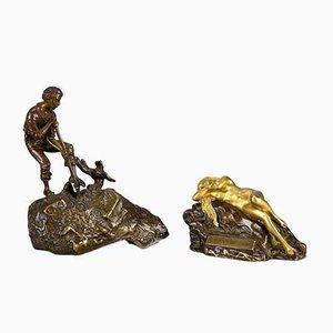 Antique Sculpture by Carl Kauba