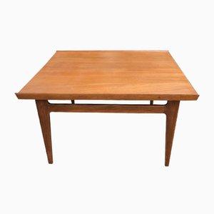 Tavolino da caffè di Finn Juhl, anni '60