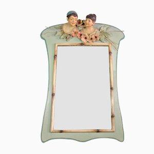 Miroir Antique par Guido Cacciapuoti