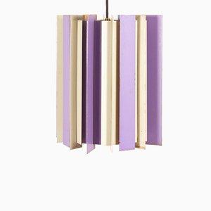 Lámpara colgante danesa de Lyfa, años 60