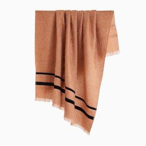 Decke aus Mohair & Samt von Dinsh London