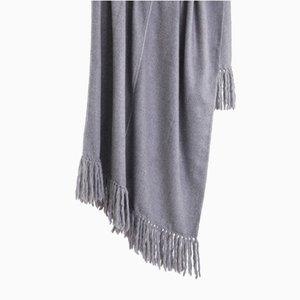 Alpaca Throw Blanket by Dinsh London