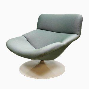 Dutch Model F518 Swivel Chair by Geoffrey Harcourt for Artifort, 1970s