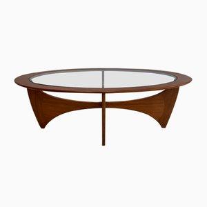 Mesa de centro Astro vintage de Victor Wilkins para G-Plan, años 60