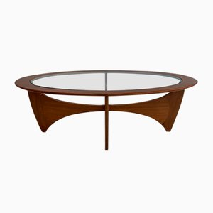 Vintage Astro Coffee Table by Victor Wilkins for G-Plan, 1960s