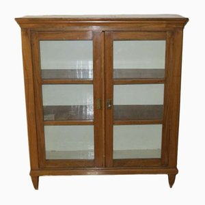 Mueble antiguo de vidrio