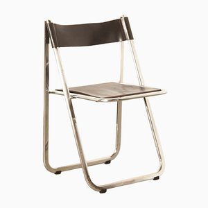Italian Tamara Folding Chair from Arrben, 1970s