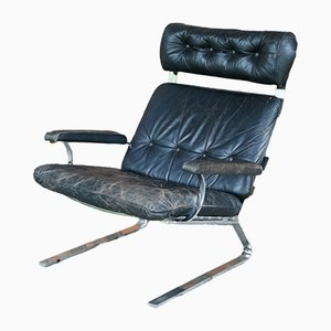 Deutscher Vintage Sessel von A. Reinhold für Cor, 1960er