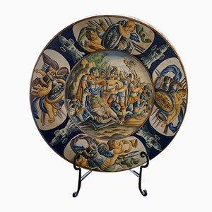 Assiette Antique en Céramique