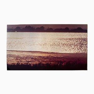Vintage Italian Landscape Druck von Franco Fontana für A. Villani & Figli, 1976