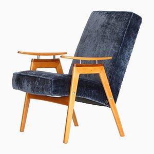 Vintage Sessel von Jaroslav Smidek für Jitona, 1960er