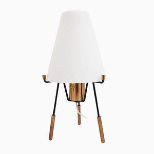 Lámpara de mesa vintage de Stilnovo, años 50