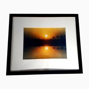 Fotografía Sunset de Franco Fontana, 1973