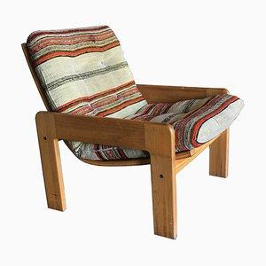Vintage Sessel von Yngve Ekström für Swedese, 1970er