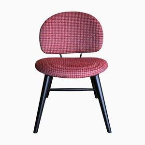 Schwedischer Vintage Beistellstuhl, 1950er