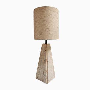 Lámpara de mesa de Camille Breesch, años 70