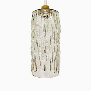 Lampada vintage in cristallo di Rupert Nikoll, Austria, anni '50