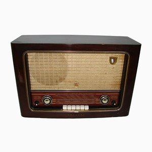 Radio modelo BX453 A90 de Philips, años 50