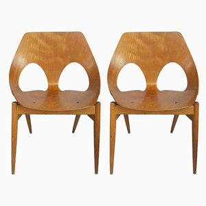 Jason Chairs by Carl Jacobs & Frank Guille for Kandya, 1950s, Set of 2