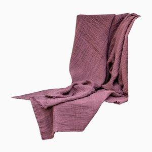 Coperta in tessuto con nappe di Once Milano