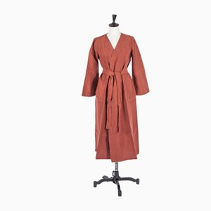 Robe de Chambre S/M en Lin par Once Milano
