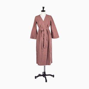 Robe de Chambre M/L en Lin par Once Milano