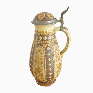 Antique Beer Mug from Villeroy & Boch