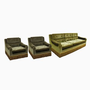 Vintage Visconti Living Room Set from Airborne, 1960s