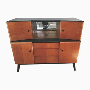 Oak Veneered Cabinet from Beautility, 1960s