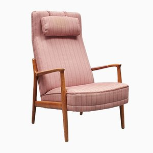 Swedish Armchair, 1950s