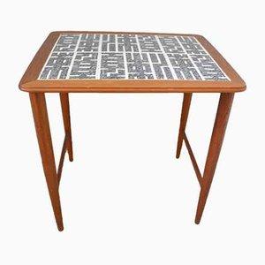 Table d'Appoint en Teck, 1960s
