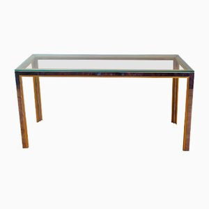 Console Table by Willy Rizzo, 1970s
