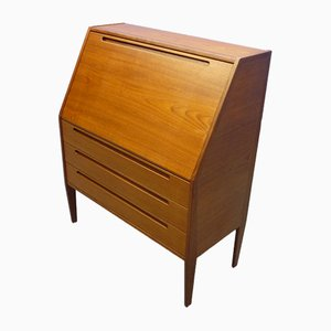 Teak Secretaire by Nils Jonsson for Torring, 1960s