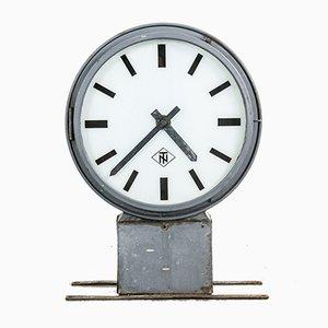 Reloj alemán de Telefonbau und Normalzeit, años 40