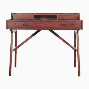 Model 64 Rosewood Desk by Arne Wahl Iversen for Vinde Møbelfabrik, 1960s