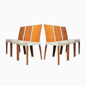 Sedie da pranzo di Philippe Starck per Kartell, anni '90, set di 6