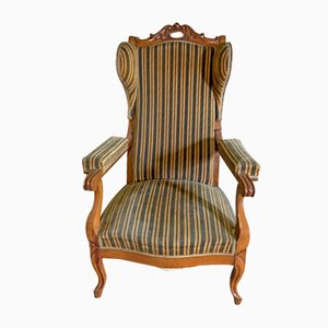 Antique Lounge Chair