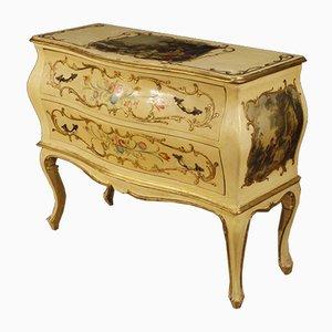 Venetian Lacquered Dresser, 1970s