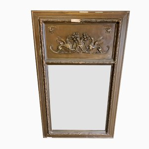 Specchio Trumeau Napoleone III antico