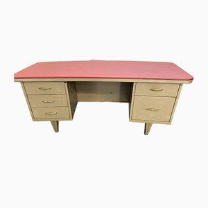 Schreibtisch von Trau Torino, 1950er