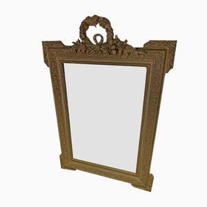 Antiker Louis XVI Spiegel
