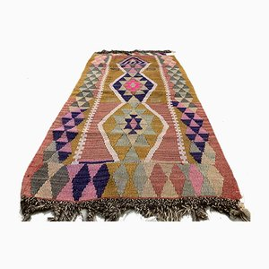 Turkish Kilim Rug, 1970s