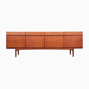 Model FA 66 Teak Buffet by Ib Kofod Larsen for Faarup Møbelfabrik, 1960s