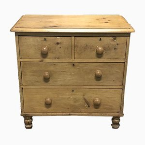 Antique Fir Dresser