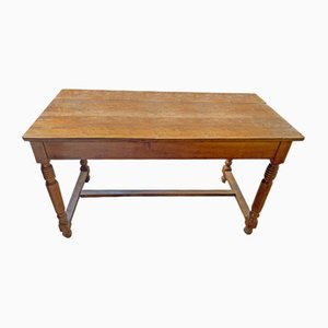 Petite Table de Ferme Antique