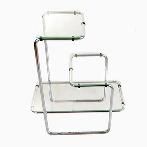 Czechoslovakian Model B136 Plant Stand by Emile Guyot for TON, 1930s