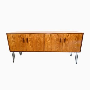 Vintage Fresco Sideboard with Hairpin Legs by Victor Wilkins for G-Plan, 1960s